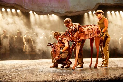 War Horse review: Heart-tugging, visually inventive