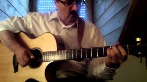 Tears In Heaven - Acoustic Fingerstyle Cover - YouTube