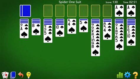 Spider Solitaire * for Windows 10 PC Free Download - Best