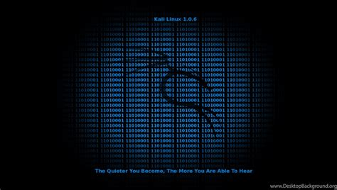 Kali Linux Wallpapers – The Linux Terminal – Linux