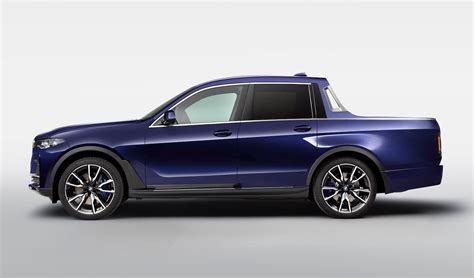 BMW X7 Pick-up concept revealed, needs production version