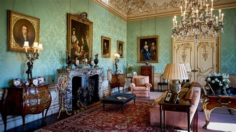 Inside the Real Private English Manor Where Downton Abbey