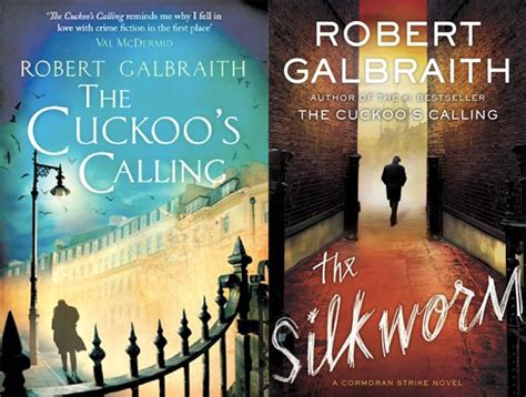 JK Rowling's Cuckoo's Calling and Silkworm to be adapted