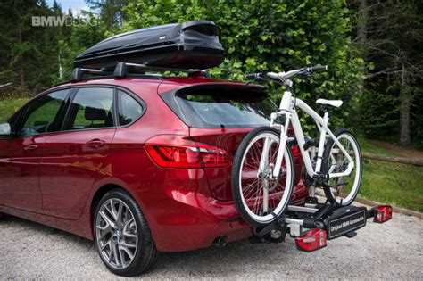 BMW 2 Series Active Tourer: Accessories from wheels to