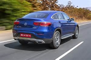 2020 Mercedes GLC 300d Coupe review, India test drive